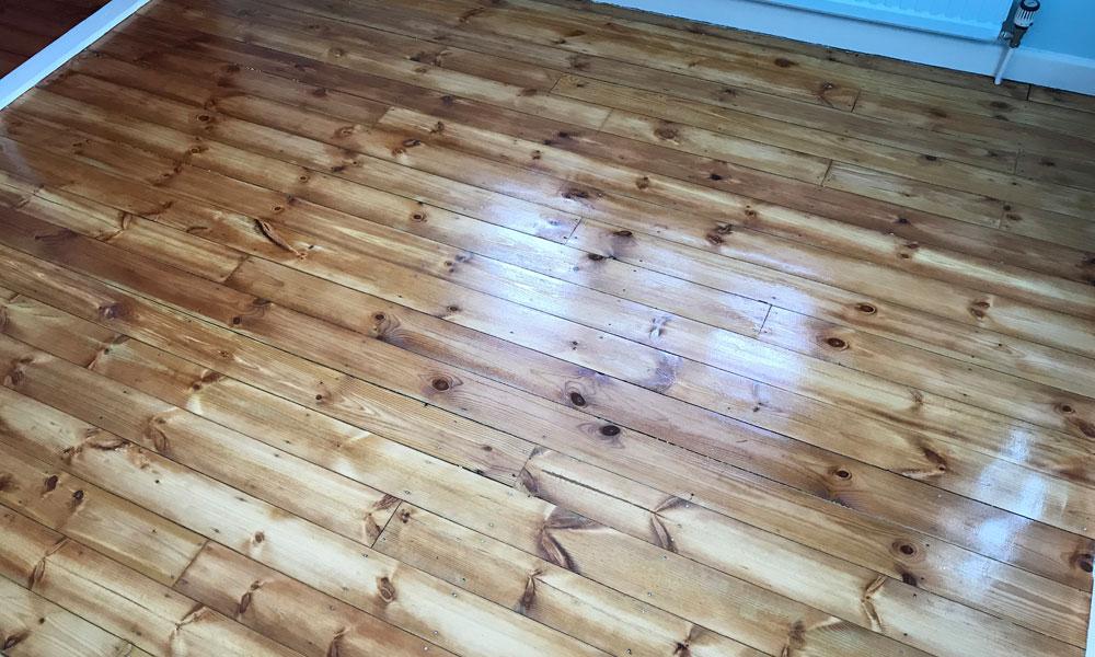 Wood Flooring Sanding & Finishing